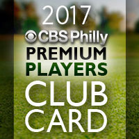 The CBS Philadelphia Golf Card